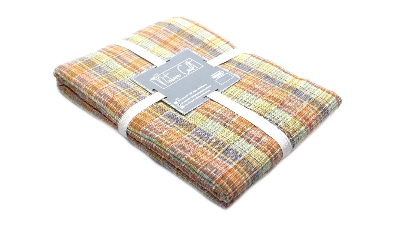HOME FURNISH-BED COVER-150 X 220