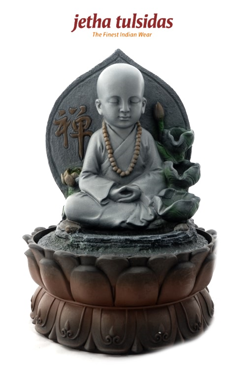 HSHOLD/GIFT-FOUNTAIN-BUDDHA