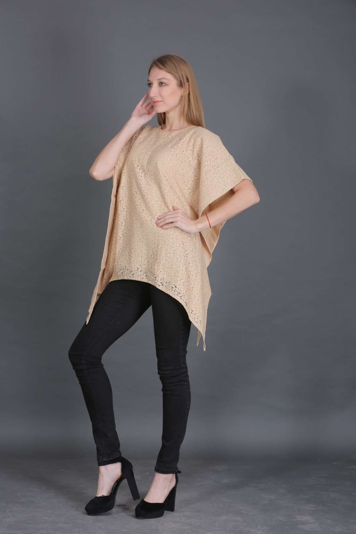 BEACHWEAR-TUNIC-COTTON
