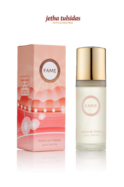 ACCESSORIES-LAD PERFUME-FAME FOR HER