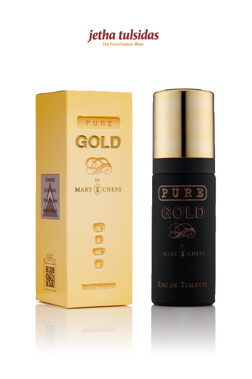 ACCESSORIES-GENT PERFUME-PURE GOLD