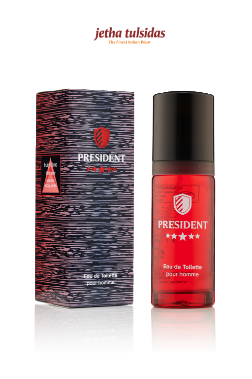 ACCESSORIES-GENT PERFUME-PRESIDENT